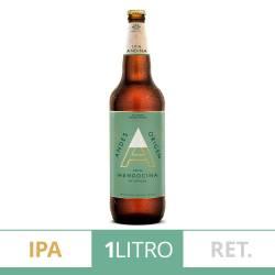 Cerveza Retornable Mendocina Andes Origen x 1 Lt.