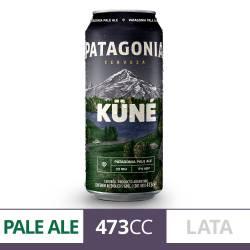 Cerveza Kune Lata Patagonia x 473 cc.