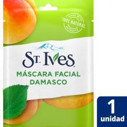Máscara Facial Glowing Apricot St. Ives x 1 un.