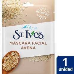 Máscara Facial Soothing Oatmeal St. Ives x 1 un.