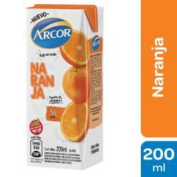 Alimento Líquido Bajo en Sodio Naranja Arcor x 200 cc.
