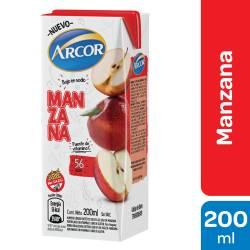 Alimento Líquido Bajo en Sodio Manzana Arcor x 200 cc.