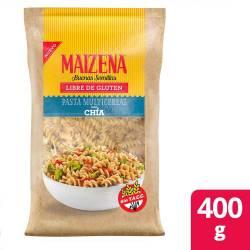Pasta Multicereal con Chía Maizena x 400 g.