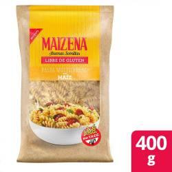Pasta Multicereal con Maíz Maizena x 400 g.