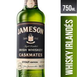 Whisky Stout Edition Jameson x 750 cc.