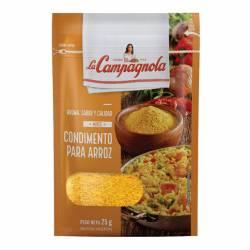 Condimento Arroz La Campagnola x 25 g.