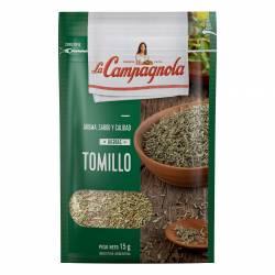 Tomillo La Campagnola x 15 g.