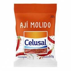 Ají Molido Celusal x 25 g.