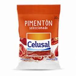 Pimentón Celusal x 25 g.