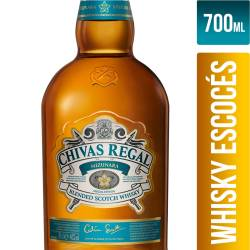 Whisky Mizunara Chivas Regal x 700 cc.