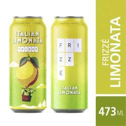 Bebida Alcohólica Gasificada Italiana Lat Frizzé x 473 cc.