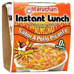 Sopa Ramen sabor Pollo Picante Maruchan x 85 g.
