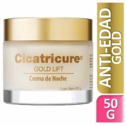 Crema Facial Gold Lift Noche Cicatricure x 50 g.