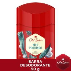 Desodorante Barra Mar Profundo Old Spice x 50 g.