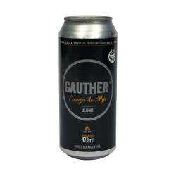 Cerveza de Mijo Blonde Gauther x 473 g.