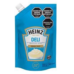 Mayonesa Light Doy Pack Heinz x 350 g.