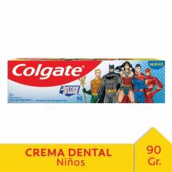 Crema Dental Inf Liga de La Justica Colgate x 90 g.