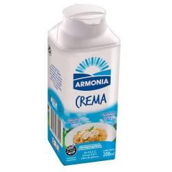 Crema de Leche Tetra La Armonía x 200 cc.