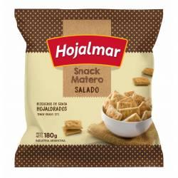 Bizcochos de Hojaldre Salados Hojalmar x 180 g.