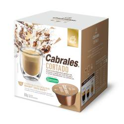 Café en Cápsulas Cortado Cabrales x 14 un.