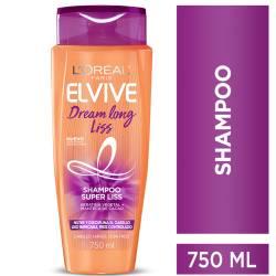 Shampoo Dream Long Liss Elvive x 750 cc.