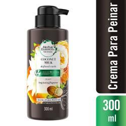 Crema Peinar Coconut Oil H.Renew Herbal Essences x 300 cc.