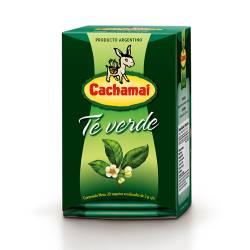 Té Verde en Saquitos Cachamai x 20 un.