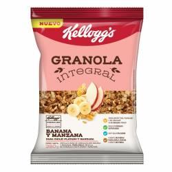 Granola Banana y Manzana Kelloggs x 350 g.