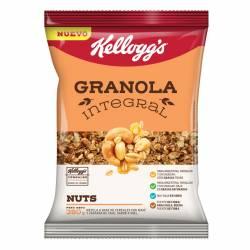 Granola Nuts Kelloggs x 350 g.