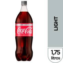 Gaseosa Cola Light Pet Coca Cola x 1,75 Lt.