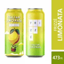 Bebida Alcohólica gasificada Italiana Pomelata Frizzé x 473 cc.