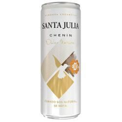 Vino Blanco Chenin Dulce Natural Santa Julia x 355 cc.