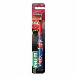 Cepillo Suave para Niños Cars Gum x 1 un.