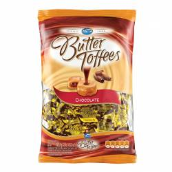 Caramelos Leche Rellenos c/Chocolate Butter Toffees x 822 g.