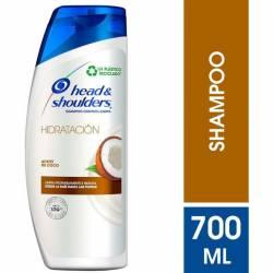 Shampoo Hidratación Aceite de Coco Head Shoulders x 700 cc.