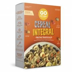 Cereal Tropical Estuche Go Natural x 250 g.
