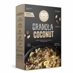 Granola Coconuts Estuche Go Natural x 270 g.