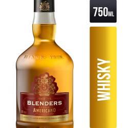 Whisky Estilo Americano Blenders x 750 cc.