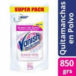 Quitamanchas Polvo White Dp Vanish x 850 g.
