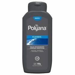Polvo Desodorante Corporal Masculino Polyana x 100 g.