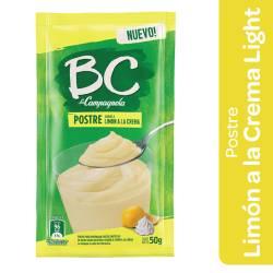 Postre en Polvo Diet Lima La Crema BC x 50 g.
