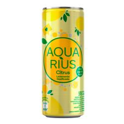 Agua c/Gas Citrus Aquarius x 310 cc.
