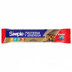 Proteína en Barra sabor Original Simple x 45 g.
