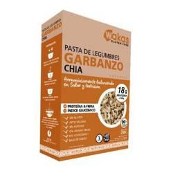 Pasta de Garbanzos y Chía Cornetti Wakas x 250 g.