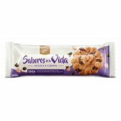 Galletitas Dulces c/ Avena y Chips Sabores de la Vida x 186 g.