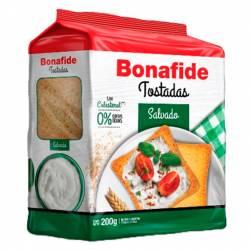 Tostadas Salvado Bonafide x 200 g.