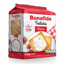 Tostadas Clásicas Bonafide x 200 g.