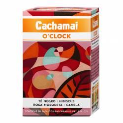 Té en Saquitos O Clock Hib Rosa Mosqueta Can Cachamai x 20 un.
