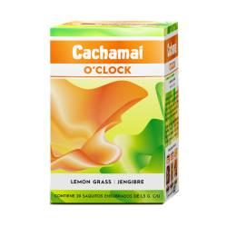 Té en Saquitos O Clock Lemon Grass/Jengibre Cachamai x 20 un.