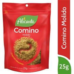 Comino Molido Alicante x 25 g.